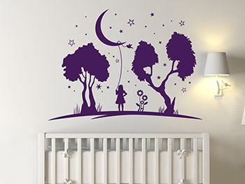 wandtattoo kinderwelt bei wandtattoos f rs kinderzimmer. Black Bedroom Furniture Sets. Home Design Ideas