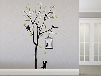 wandtattoo pflanzenwelt bei wandtattoos als baum blume gr ser etc. Black Bedroom Furniture Sets. Home Design Ideas