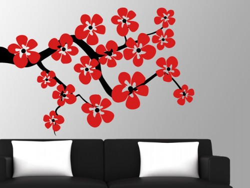 wandtattoo baum motive bei sehenswerte. Black Bedroom Furniture Sets. Home Design Ideas