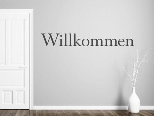 Wandattoos Fur Den Flur Wandtattoo Spruche Fur Eingang Und Treppenhaus