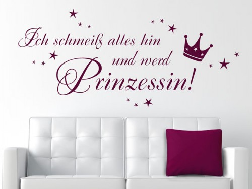wandtattoo spr che f rs kinderzimmer bei kinder spruch wandtattoos. Black Bedroom Furniture Sets. Home Design Ideas