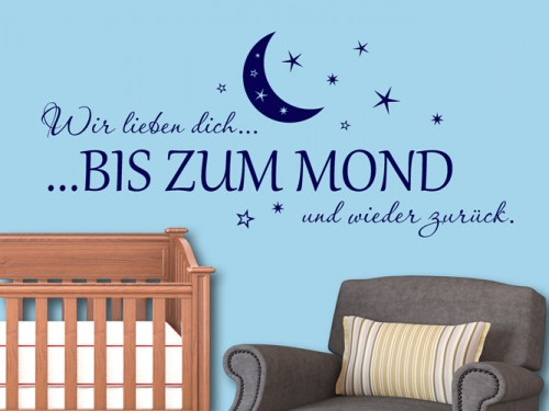 wandtattoo baby motive bei babyzimmer wandtattoos. Black Bedroom Furniture Sets. Home Design Ideas