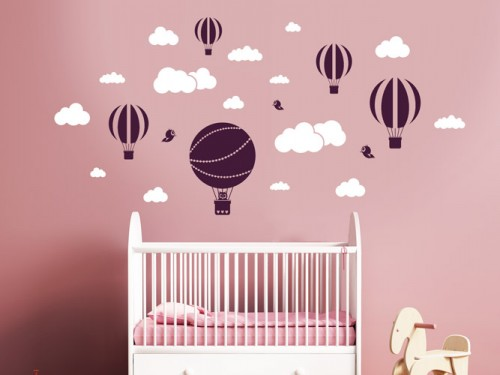 wandtattoo baby motive bei babyzimmer wandtattoos. Black Bedroom Furniture Sets. Home Design Ideas
