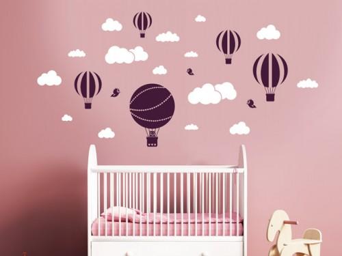 Wandtattoo Baby Motive bei Homesticker.de - Babyzimmer Wandtattoos