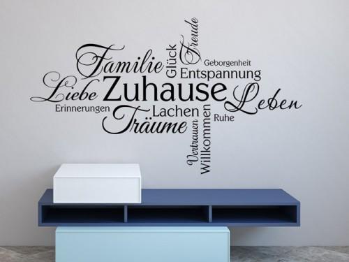 Wandtattoo spr che eingangsbereich reuniecollegenoetsele - Wandtattoo flur treppenhaus ...