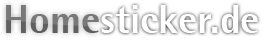 Homesticker.de logo